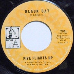 FIVE FLIGHTS UP / BLACK CAT / DO WHAT YOU WANNA DO