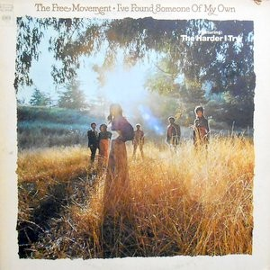 LP / THE FREE MOVEMENT / I'VE FOUND SOMEONE OF MY OWN