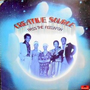 LP / CREATIVE SOURCE / PASS THE FEELIN' ON