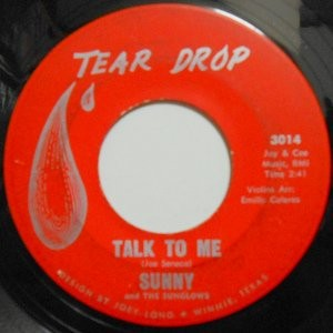 7 / SUNNY & THE SUNGLOWS / TALK TO ME / PONY TIME