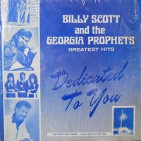 LP / BILLY SCOTT AND THE GEORGIA PROPHETS / GREATEST HITS