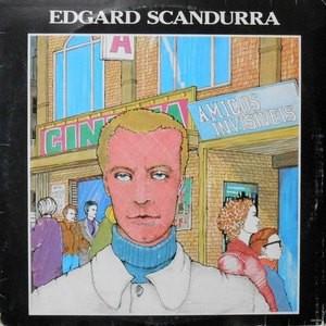 LP / EDGARD SCANDURRA / AMIGOS INVISIVEIS