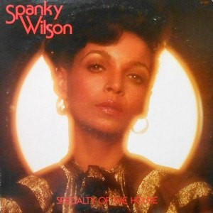 LP / SPANKY WILSON / SPECIALTY OF THE HOUSE