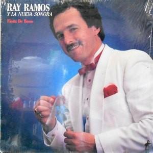 LP / RAY RAMOS Y LA NUEVA SONORA / FIESTA DE BESOS