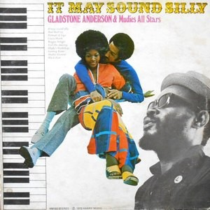 LP / GLADSTONE ANDERSON & MUDIES ALL STARS / IT MAY SOUND SILLY