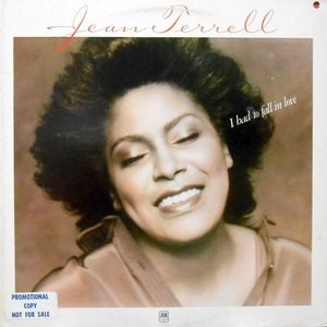 LP / JEAN TERRELL / I HAD TO FALL IN LOVE