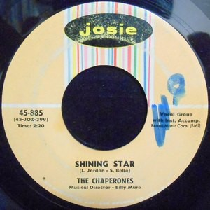 7 / THE CHAPERONES / SHINING STAR / MY SHADOW AND ME