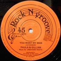 12 / PAULA / PAULA & GILLIAN / JAZZY (BABY) LADY / YOU WANT A MAN