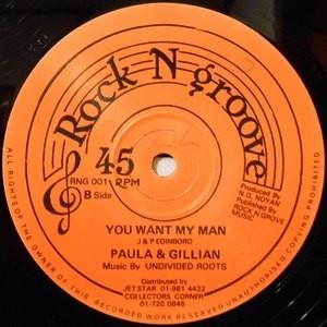12 / PAULA / PAULA & GILLIAN / JAZZY (BABY) LADY / YOU WANT A MAN