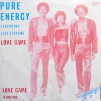 7 / PURE ENERGY / LOVE GAME / LOVE GAME (A LOVE DUB)