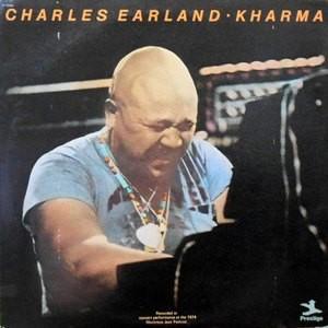 LP / CHARLES EARLAND / KHARMA