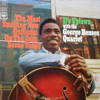 LP / THE GEORGE BENSON QUARTET / IT'S UPTOWN