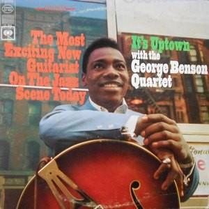 LP / THE GEORGE BENSON QUARTET / IT'S UPTOWN