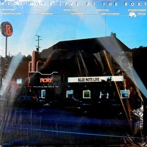 2LP / V.A. (DONALD BYRD, ) / BLUE NOTE LIVE AT THE ROXY