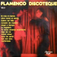 LP / V.A. / FLAMENCO DISCOTHEQUE VOL. 2