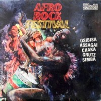 LP / V.A. (ASSAGAI,) / AFRO ROCK FESTIVAL