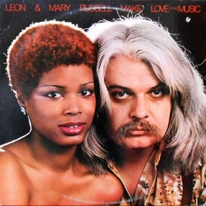 LP / LEON & MARY RUSSELL / MAKE LOVE TO THE MUSIC