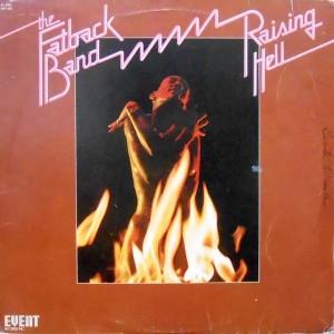 LP / THE FATBACK BAND / RAISING HELL