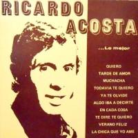 LP / RICARDO ACOSTA / LO MEJOR
