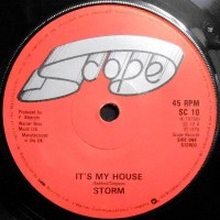 7 / STORM / IT'S MY HOUSE / SITTING IN THE BUSH