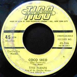 7 / TITO PUENTE / COCO SECO / LOS MARCIANOS