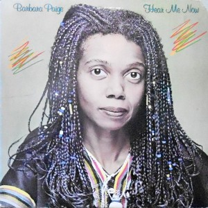LP / BARBARA PAIGE / HEAR ME NOW