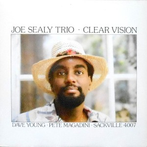 LP / THE JOE SEALY TRIO / CLEAR VISION