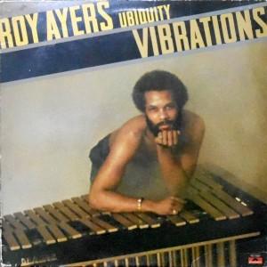 LP / ROY AYERS UBIQUITY / VIBRATIONS