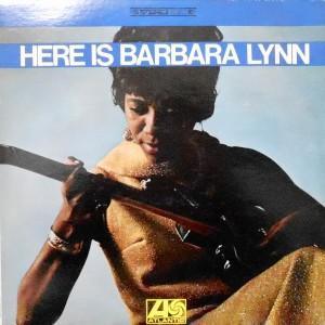 LP / BARBARA LYNN / HERE IS BARBARA LYNN