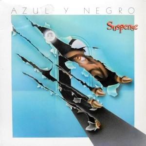 LP / AZUL Y NEGRO / SUSPENSE