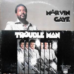 LP / MARVIN GAYE / TROUBLE MAN