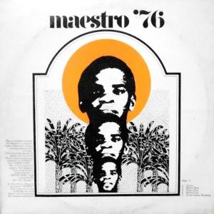 LP / MAESTRO / MAESTRO '76