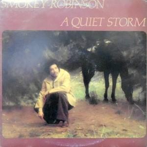 LP / SMOKEY ROBINSON / A QUIET STORM