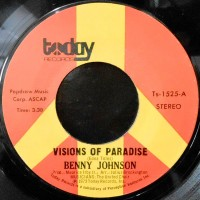 7 / BENNY JOHNSON / VISION OF PARADISE / STOP ME