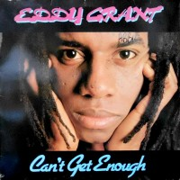 LP / EDDY GRANT / CAN'T GET ENOUGH