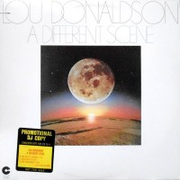 LP / LOU DONALDSON / A DIFFERENT SCENE