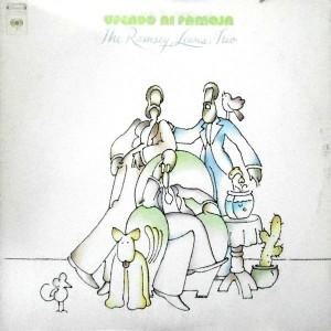 LP / THE RAMSEY LEWIS TRIO / UPENDO NI PAMOJA