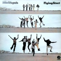 LP / THE BLACKBYRDS / FLYING START