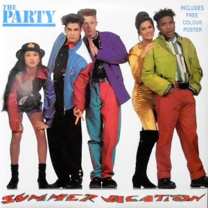 7 / THE PARTY / SUMMER VACATION (REMIX '91) / RODEO