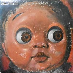 LP / DELLA REESE / BLACK IS BEAUTIFUL