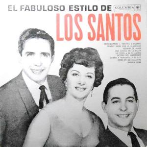 LP / LOS SANTOS / EL FABULOSO ESTILO DE LOS SANTOS