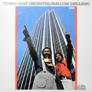 LP / YOUNG-HOLT UNLIMITED / MELLOW DREAMIN'