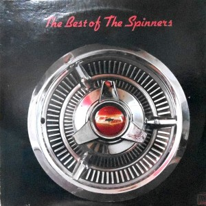LP / THE SPINNERS / THE BEST OF THE SPINNERS