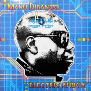 LP / MANU DIBANGO / ELECTRIC AFRICA