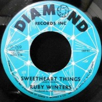 7 / RUBY WINTERS / SWEETHEART THINGS / GUESS WHO