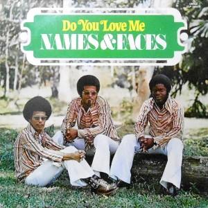 LP / NAMES & FACES / DO YOU LOVE ME