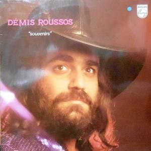 LP / DEMIS ROUSSOS / SOUVENIRS