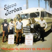 LP / STEVE JORDAN / EL CORRIDO DE JHONNY EL PACHUCO