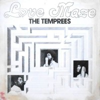 LP / THE TEMPREES / LOVE MAZE