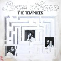 LP / THE TEMPREES / LOVE MAZE